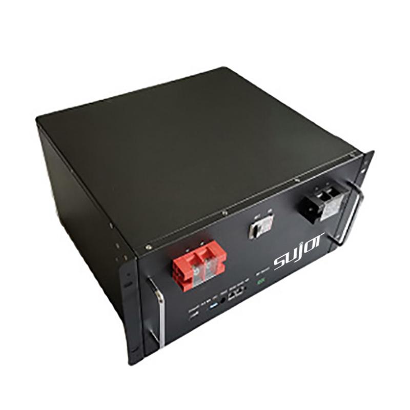 48V 100Ah磷酸铁锂电池组储能电池