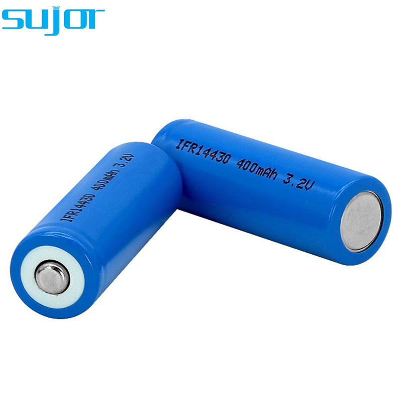 磷酸铁锂电池3.2V 14430 4/5AA 400mAh