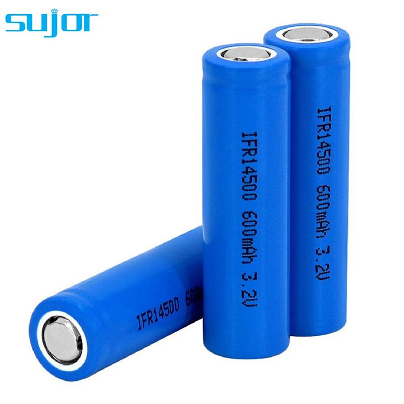 磷酸铁锂电池3.2V 14500 AA 600mAh