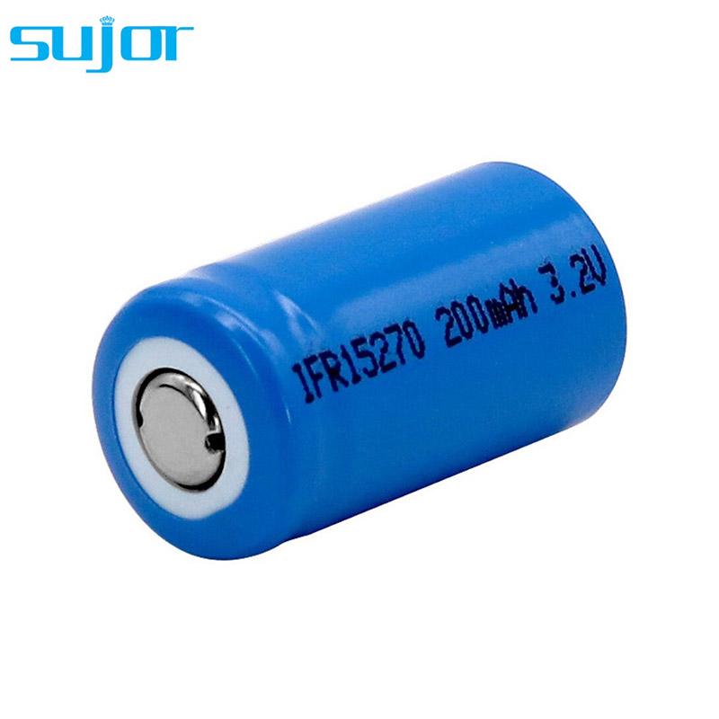 磷酸铁锂电池3.2V 15270 200mAh