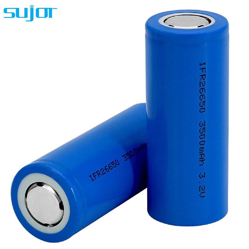 磷酸铁锂26650电池3500mAh 3.2V