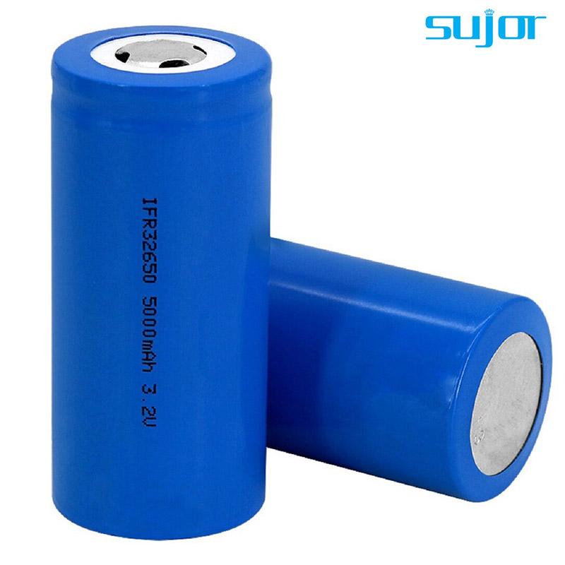 磷酸铁锂电池3.2V 32650 32700 5000mAh