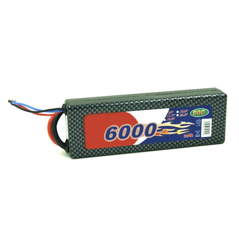 高倍率锂聚合物电池硬壳模型车电池
