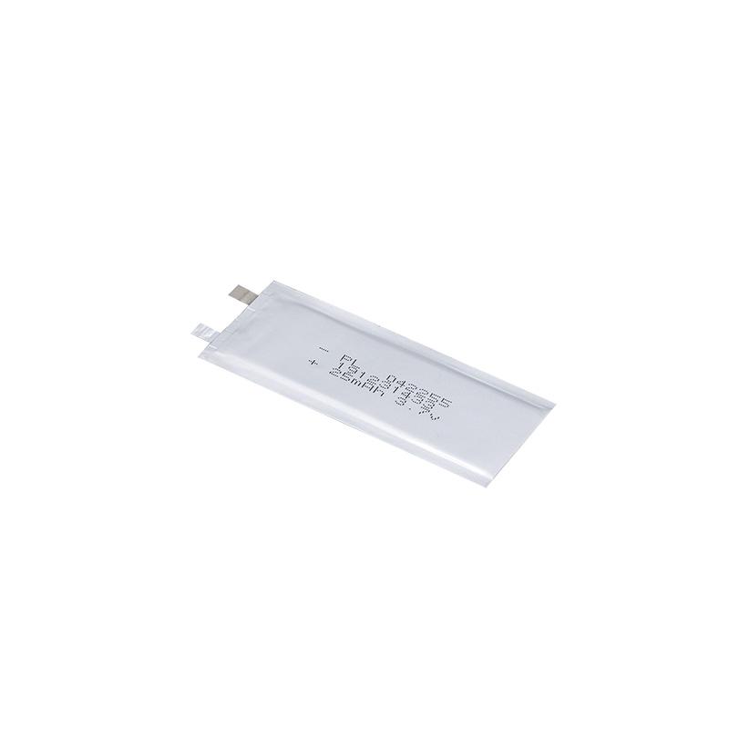 超薄锂聚合物电池3.7V 042255 25mAh