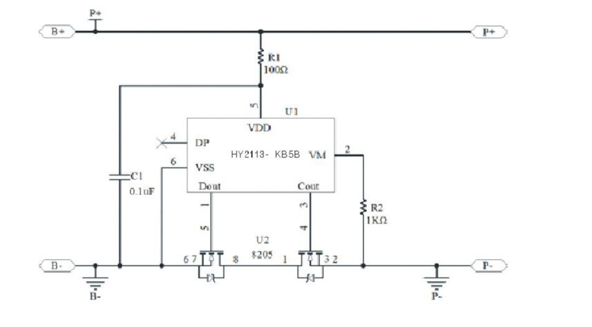 3.7V 115344 2000mAh锂聚合物电池组用于交警执法记录仪