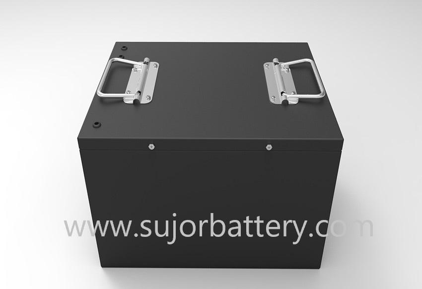 60V 30Ah磷酸铁锂电池组用于电动两轮车