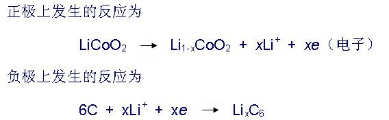 锂电池基本原理