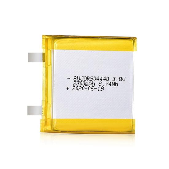 锂聚合物电池3.8V 904440 2300mAh